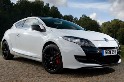 2010 Renault Megane RS Car Picture