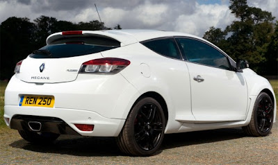 2010 Renault Megane RS Sport Car