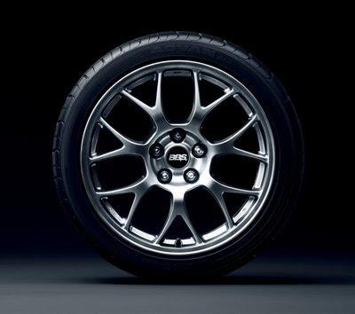 2010 Mitsubishi Lancer Evo X Wheel