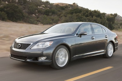 2010 Lexus LS 460 Sport First Look