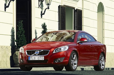 Modern 2010 Volvo C70 Photos Wallpaper