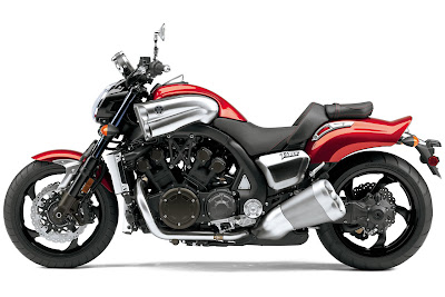 2010 Yamaha V-Max Motorcycle