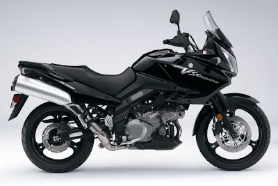 2010 Suzuki V-Strom 1000 Wallpaper