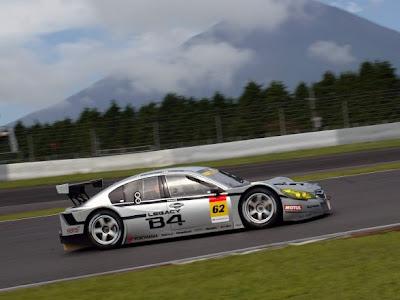 2009 Subaru Legacy B4 GT300