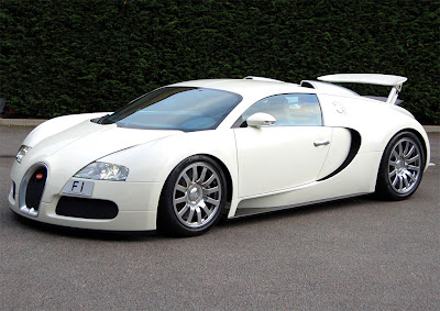 Bugatti Veyron F1 Car Wallpaper