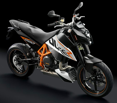 2011 KTM 690 Duke R New Sport Bike