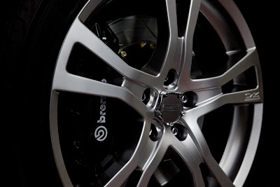 2010 Mitsubishi Outlander GT Wheel