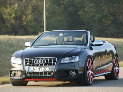 2010 MTM Audi S5 Cabrio Michelle Edition Wallpaper