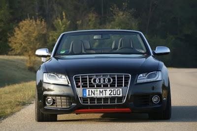 2010 MTM Audi S5 Cabrio Michelle Edition Front View