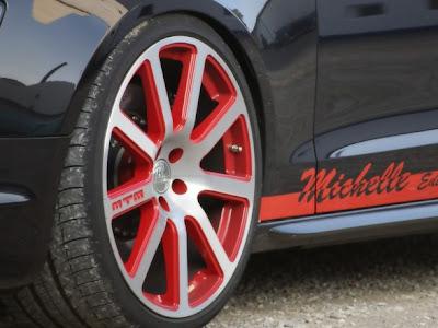 2010 MTM Audi S5 Cabrio Michelle Edition Wheel