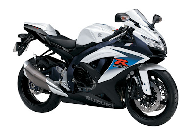 2010 Suzuki GSX-R750 Photo