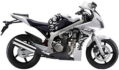 2011 Honda CBR250RR Motorcycle