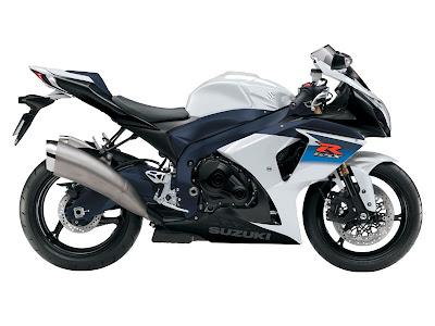 2010 Suzuki GSX-R1000 Sport Bike