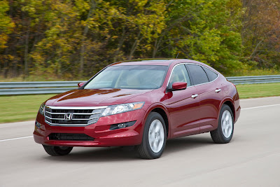 2010 Honda Accord Crosstour First Look