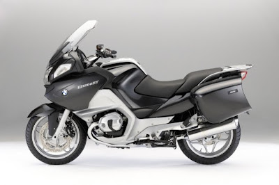 2010 BMW R 1200 RT Black Edition