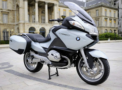 2010 BMW R 1200 RT Best Picture