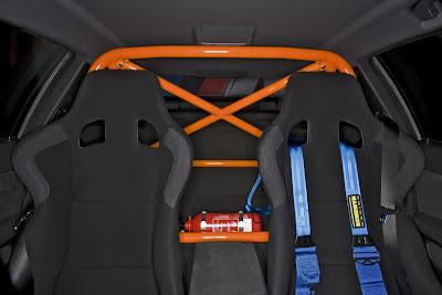 2011 BMW M3 GTS Seats