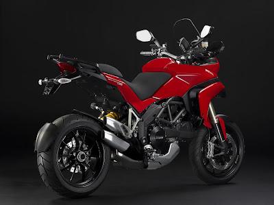 2010 Ducati Multistrada 1200 Sport Bike
