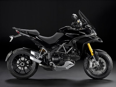2010 Ducati Multistrada 1200 Black Color