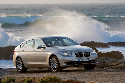 2010 BMW 535i Gran Turismo Car Wallpaper