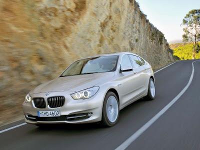 2010 BMW 535i Gran Turismo Picture