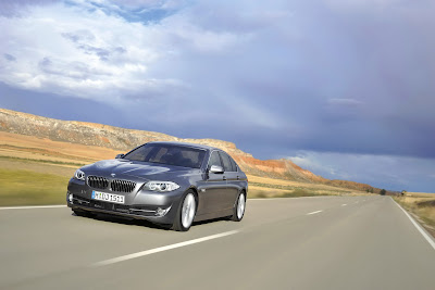 2011 BMW 5-Series Sport Sedan