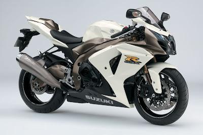 2010 Suzuki GSX-R1000Z 25th Anniversary Sport Bike