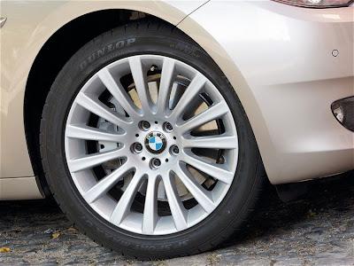 2010 BMW 535i Gran Turismo Wheel