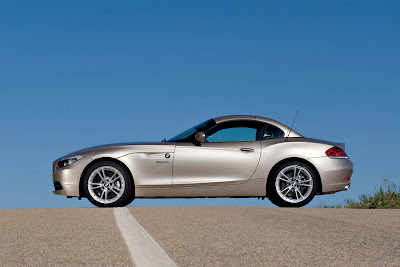 2010 BMW Z4 Side View