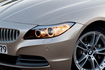 2010 BMW Z4 Headlight