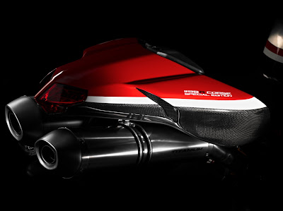 2010 Ducati 1198R Corse Special Edition Sport Exhaust