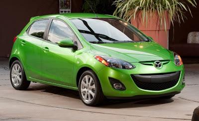 2011 Mazda2 Car Wallpaper