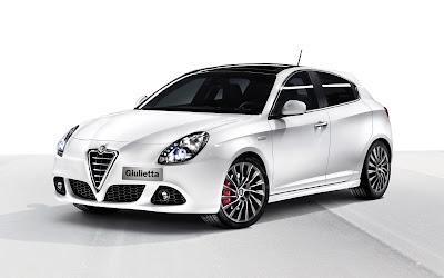 2011 Alfa Romeo Giulietta Picture