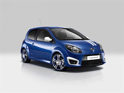 2010 Renault Twingo Gordini RS First Look