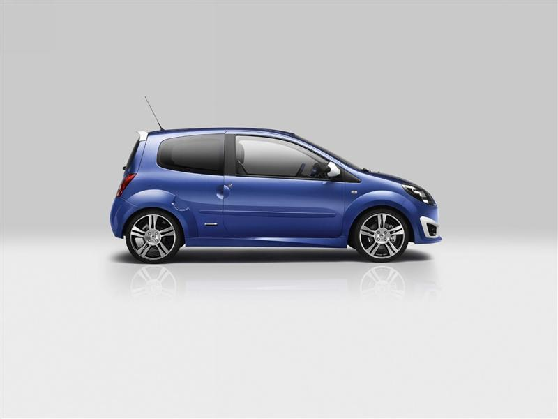 showroom 2010 renault twingo gordini rs gallery. Black Bedroom Furniture Sets. Home Design Ideas