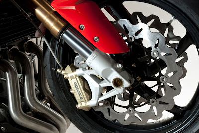 2010 Benelli TNT R160 Disc Brake