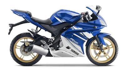 2010 Yamaha YZF-R 125 Motorcycle