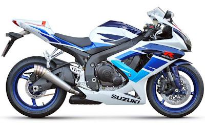 2010 Suzuki GSX-R 750 Limited Edition
