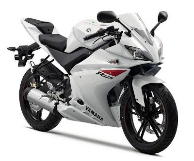 2010 Yamaha YZF-R 125 Motor Sport