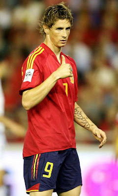 Fernando Torres Top Football Player