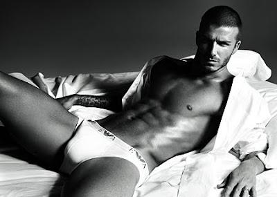 David Beckham Hot Model