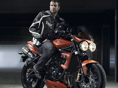 2010 Triumph Street Triple R Sport Bike