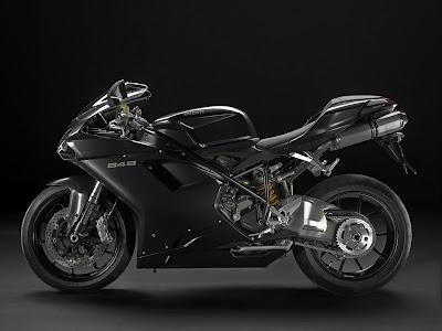 2010 Ducati 848 Wallpaper