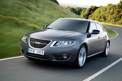 2010 Saab 9-5 First Drive