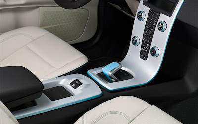 2010 Volvo C30 BEV Interior