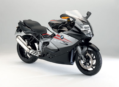 2010 BMW K1300S Black Color