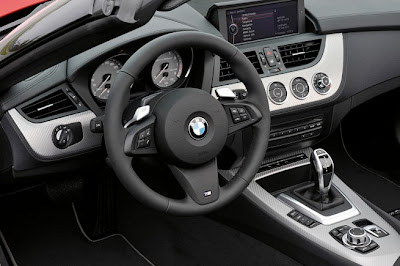 2011 BMW Z4 Steering Wheel