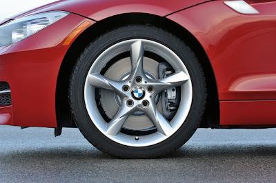 2011 BMW Z4 Wheel