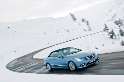 2011 Mercedes-Benz E-Class Cabriolet First Drive