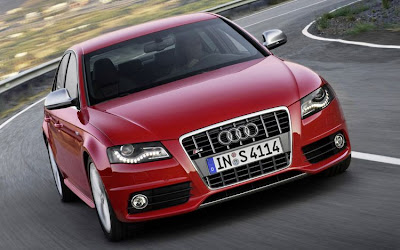 2010 Audi S4 Front View
